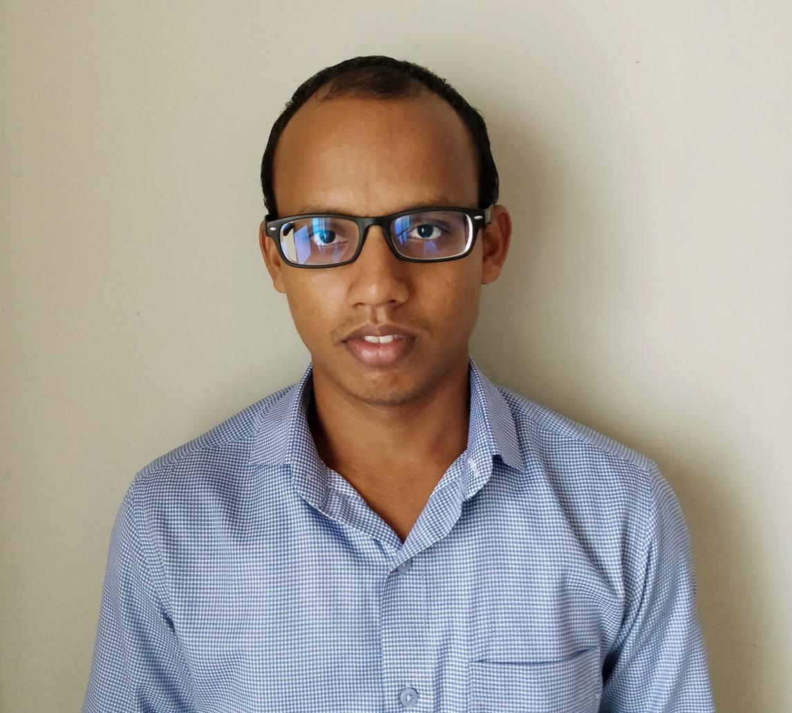 Mr. Vishal Dattatray Khomane